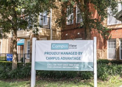Proudly Managed by Campus Advantage
